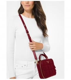 MICHAEL Michael Kors Jet Set Medium Quilted Leather Crossbody Bag