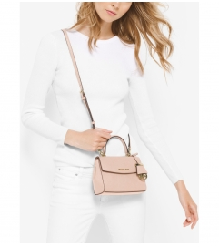 MICHAEL Michael Kors Ava Extra-Small Saffiano Leather Crossbody