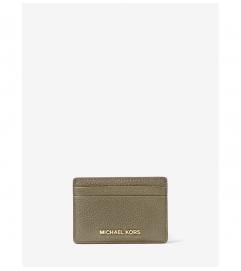 MICHAEL Michael Kors Pebbled Leather Card Case