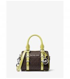 MICHAEL Michael Kors Bedford Legacy Extra-Small Logo Duffle Crossbody Bag