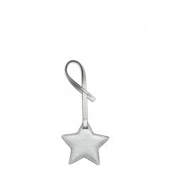 MICHAEL Michael Kors Metallic Leather Star Charm