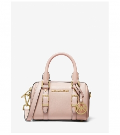 MICHAEL Michael Kors Bedford Legacy Extra-Small Pebbled Leather Duffle Crossbody Bag