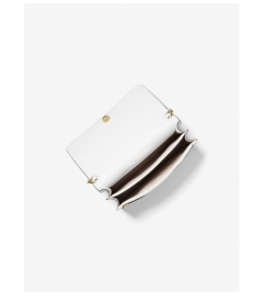 MICHAEL Michael Kors Daniela Large Saffiano Leather Crossbody Bag