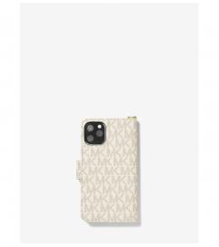 MICHAEL Michael Kors Logo Stripe Wristlet Folio Case For iPhone 11 Pro