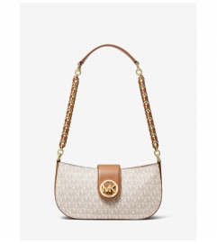 MICHAEL Michael Kors Carmen Extra-Small Logo Shoulder Bag