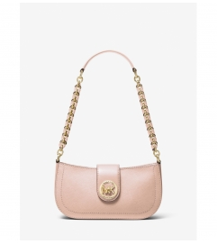 MICHAEL Michael Kors Carmen Extra-Small Saffiano Leather Shoulder Bag