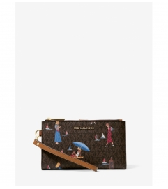 MICHAEL Michael Kors Adele Jet Set Girls Smartphone Wallet