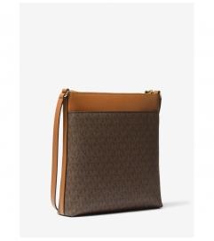 MICHAEL Michael Kors Jet Set Large Logo Crossbody Bag