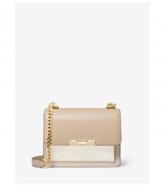 MICHAEL Michael Kors Jade Extra-Small Tri-Color Leather Crossbody Bag