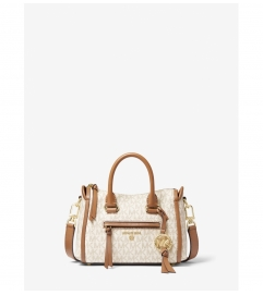 MICHAEL Michael Kors Carine Extra-Small Logo Crossbody Bag