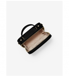 MICHAEL Michael Kors Jet Set Medium Pebbled Leather Crossbody Bag