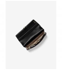 MICHAEL Michael Kors Jet Set Small Crossgrain Leather Smartphone Crossbody Bag