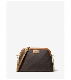 MICHAEL Michael Kors Large Logo Dome Crossbody Bag