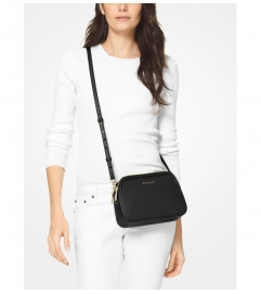 MICHAEL Michael Kors Houston Large Crossgrain Leather Crossbody Bag