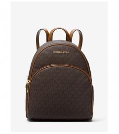 MICHAEL Michael Kors Abbey Medium Logo Backpack