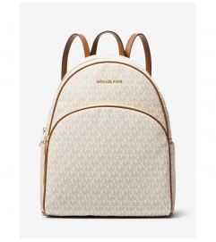 MICHAEL Michael Kors Abbey Large Logo Backpack