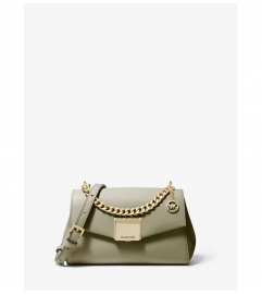 MICHAEL Michael Kors Lita Small Leather Crossbody Bag