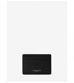 Michael Kors Mens Harrison Leather Card Case