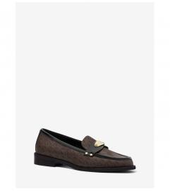MICHAEL Michael Kors Finley Logo Loafer