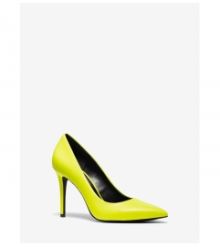 MICHAEL Michael Kors Claire Neon Leather Pump