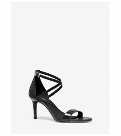 MICHAEL Michael Kors Ava Patent Leather Sandal