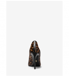 MICHAEL Michael Kors Keke Leopard Calf Hair Pump