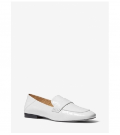 MICHAEL Michael Kors Emory Crinkled Leather Loafer