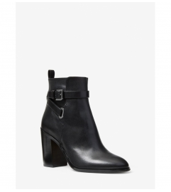 MICHAEL Michael Kors Aldridge Leather Ankle Boot