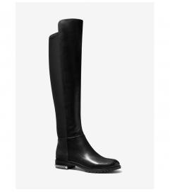 MICHAEL Michael Kors Sabrina Stretch Leather Boot