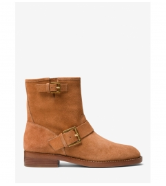MICHAEL Michael Kors Reeves Suede Ankle Boot
