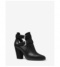 MICHAEL Michael Kors Walden Leather Bootie