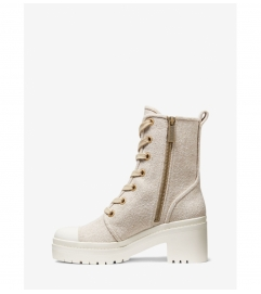MICHAEL Michael Kors Corey Hemp Combat Boot