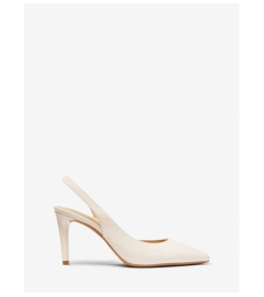 MICHAEL Michael Kors Lucille Flex Patent Leather Slingback Pump