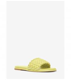 MICHAEL Michael Kors Amelia Braided Slide Sandal