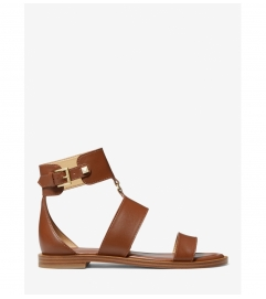 MICHAEL Michael Kors Amos Leather Gladiator Sandal