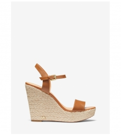 MICHAEL Michael Kors Jill Leather Wedge