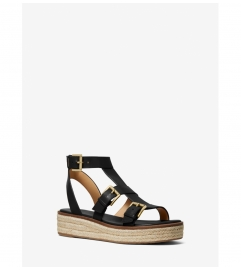 MICHAEL Michael Kors Cunningham Leather Sandal