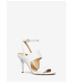 MICHAEL Michael Kors Nora Leather Sandal