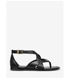 MICHAEL Michael Kors Shaw Leather Sandal