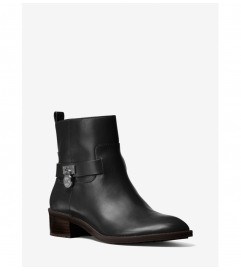 MICHAEL Michael Kors Ryan Leather Ankle Boot