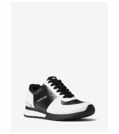 MICHAEL Michael Kors Allie Leather Sneaker