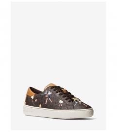 MICHAEL Michael Kors Keaton Jet Set Girls Sneaker