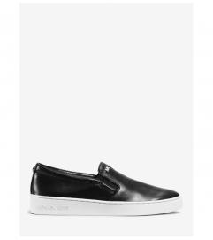 MICHAEL Michael Kors Keaton Leather Slip-On Sneaker