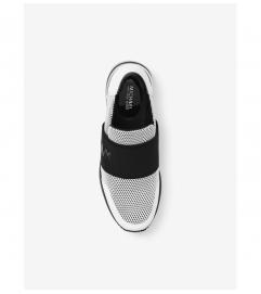 MICHAEL Michael Kors Felix Scuba and Leather Sneaker