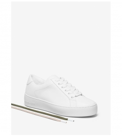 MICHAEL Michael Kors Poppy Leather Sneaker