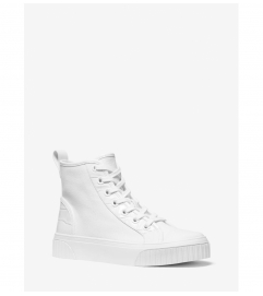MICHAEL Michael Kors Gertie Canvas High-Top Sneaker