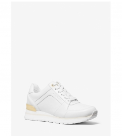 MICHAEL Michael Kors Billie Leather Trainer