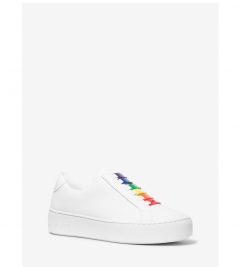 MICHAEL Michael Kors Cameron Leather Sneaker
