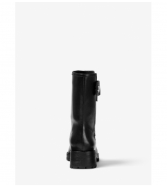 Michael Kors Collection Meenal Calf Leather Boot