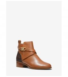 MICHAEL Michael Kors Kincaid Leather Ankle Boot